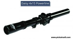 Daisy-4×15-Powerline-Cheapest-Airsoft-Sniper-Scope