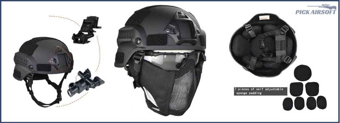 Jadedragon-MICH-2000-Style-ACH-Tactical-Helmet