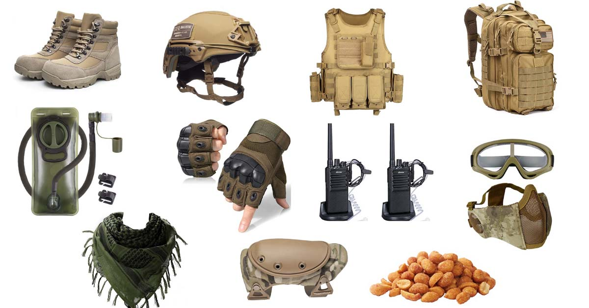airsoft-essential-gear